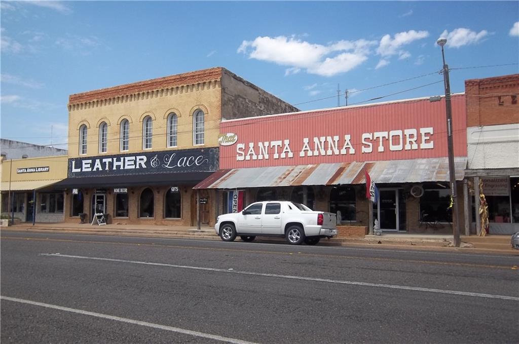 604 Wallis Avenue, Santa Anna, TX 76878