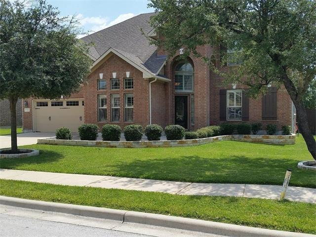 Gorgeous home in popular Red Oaks neighborhood with open floor plan. 4 bedrooms plus office, large media and game rooms upstairs. Gourmet kitchen with beautiful stonework opens to family room.  Large covered porch overlooks well-manicured private backyard. Plantation shutters throughout. Walk to elementary school and community pool.  New carpet in 2016.