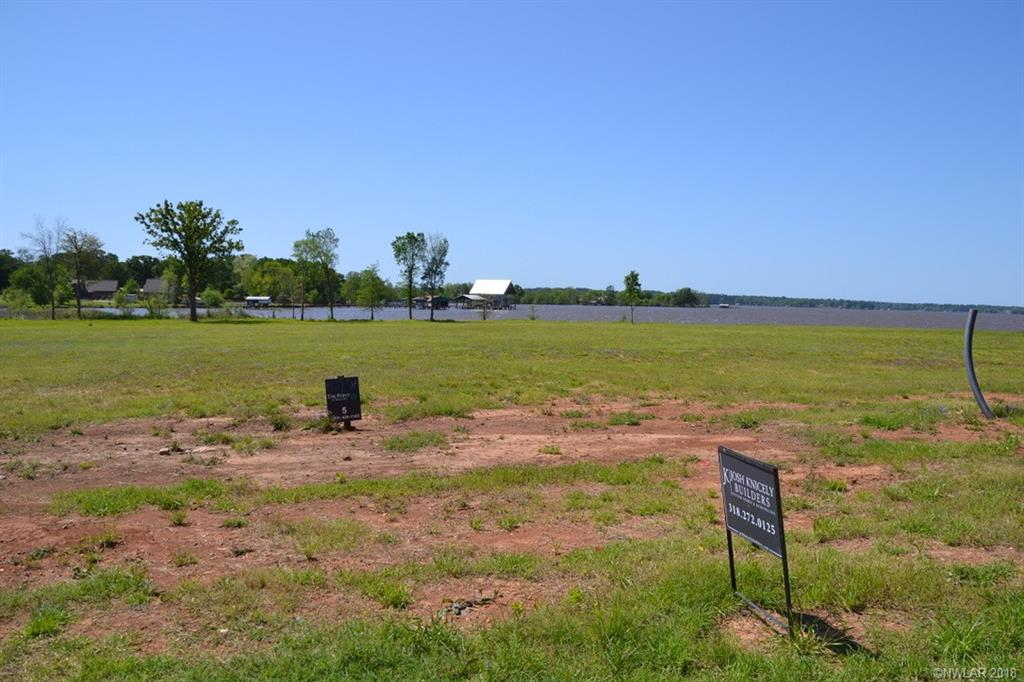 Stunning 1.061 Acre Lakefront Lot With 175' Of Waterfront In Newest Cross Lake Development The Point At Cross Lake. Build Your Dream Home Overlooking Shreveport's Finest Lake. Gated Subdivision. Community Pier With Private Boat Slips. Use Builder Of Your Choic