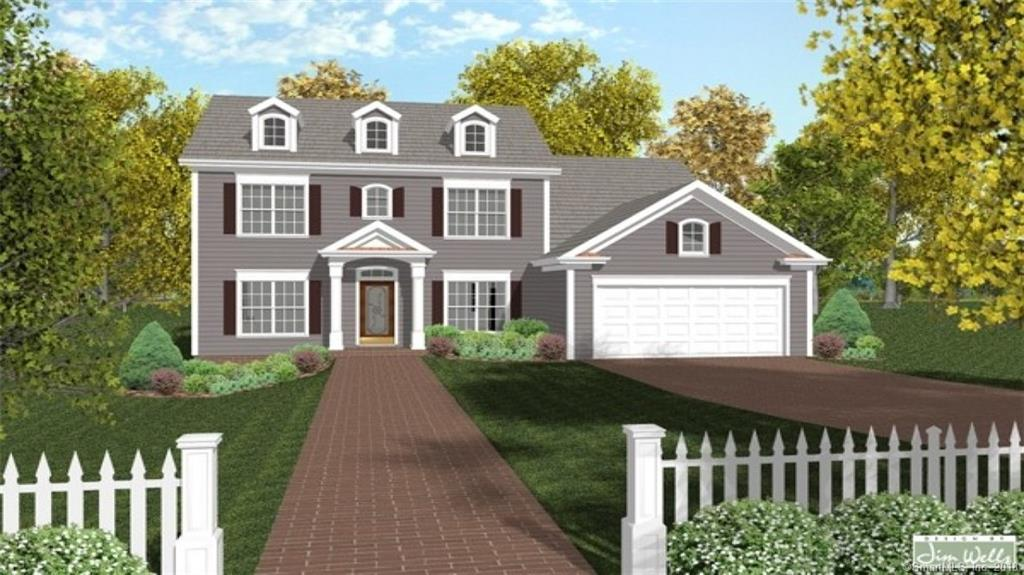 8 room 4 bedroom 3.5 bath colonial on quiet White Hills street. Home includes hardwood flooring,fireplace,white maple kitchen,stainless appliances, detailed moulding package,with open floor plan. Still time to customize.
