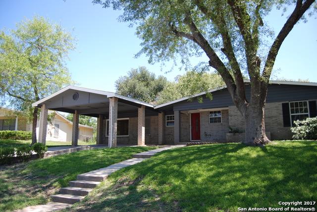 114 COLEBROOK DR, San Antonio, TX 78228
