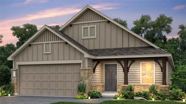 Pulte Homes, Hewitt 27-Elevation, Rendering