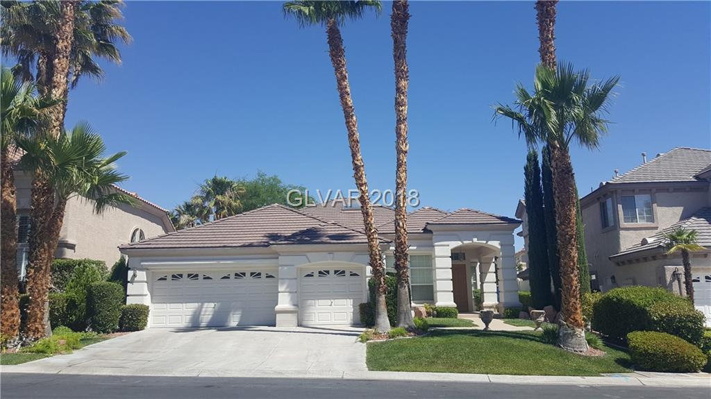 8832 MONTAGNA Drive, Las Vegas, NV 89134