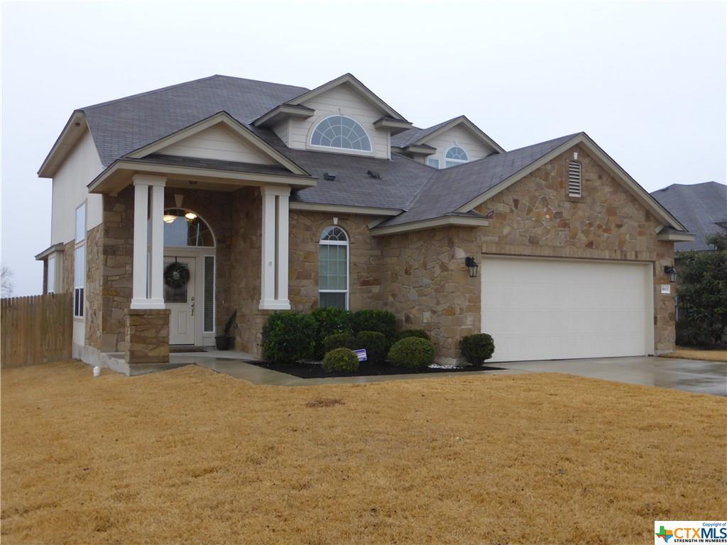 9603 Orion Drive, Temple, TX 76502