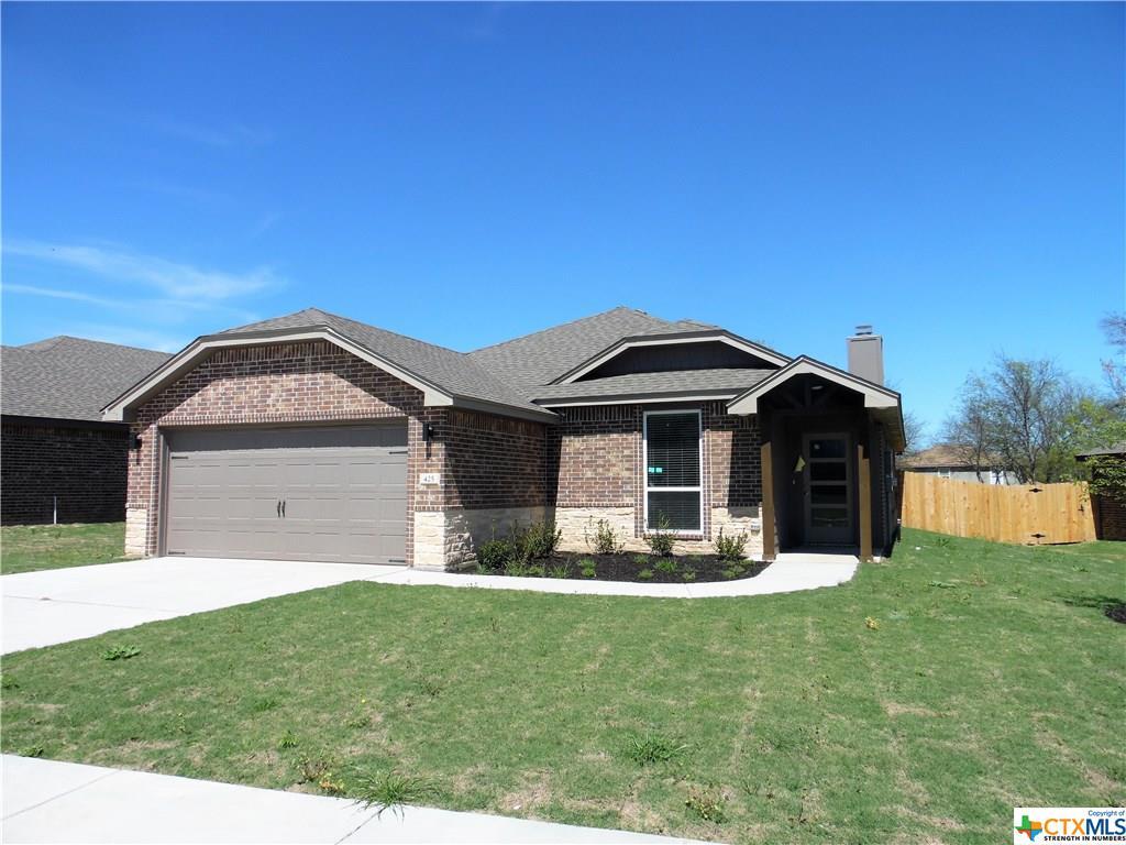 425 Bella Rose Drive, Belton, TX 76513