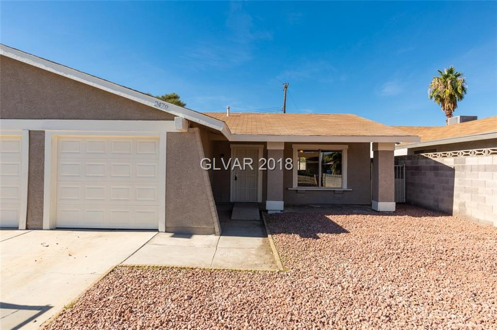 2479 PINE CREEK Road, Las Vegas, NV 89115