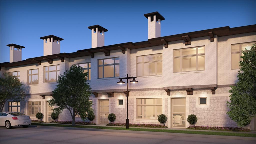 Luxury living in the nationally acclaimed master-planned Craig Ranch community! Beautiful new construction 3 bed, 3.5 bath townhomes include high-end finishes like 100% brick exteriors, quartz countertops, gorgeous hand scraped & nail down hardwoods, premium carpet thru out. Bright, open floorplans boast 10' ceilings, 2 large skylights, 2 living areas, gas fireplaces, oversized 24' wide 2-car garages. Master suites include luxurious, spa-like baths & covered balconies. Chef-inspired kitchens feature Bosch stainless appliances. Craig Ranch offers a TPC golf course, world renowned health & fitness center, jogging & bike paths, a town center w shopping, restaurants and is minutes from every convenience imaginable!