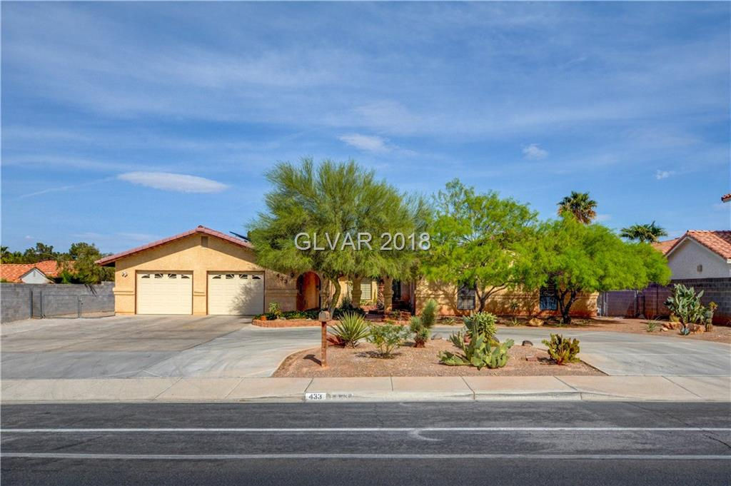 433 CIMARRON Road, Las Vegas, NV 89145