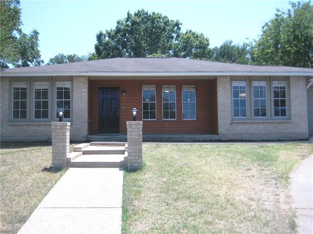 Updated home on private cul-de-sac.  New paint, light fixtures, fans, oven, dishwasher, microwave, laminate and master shower tile. No carpet. The kitchen features include a butlers pantry, desk, fireplace and breakfast dining area. The master bedroom is separated from the other three bedrooms and has a private covered deck. The den has a wall of windows, fireplace, two sky lights and a view of the pool.  Seller prefers to close with North American Title located at 5608 Parkcrest Drive in Austin.