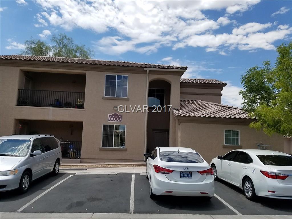 6655 CAPORETTO Lane 101, North Las Vegas, NV 89084