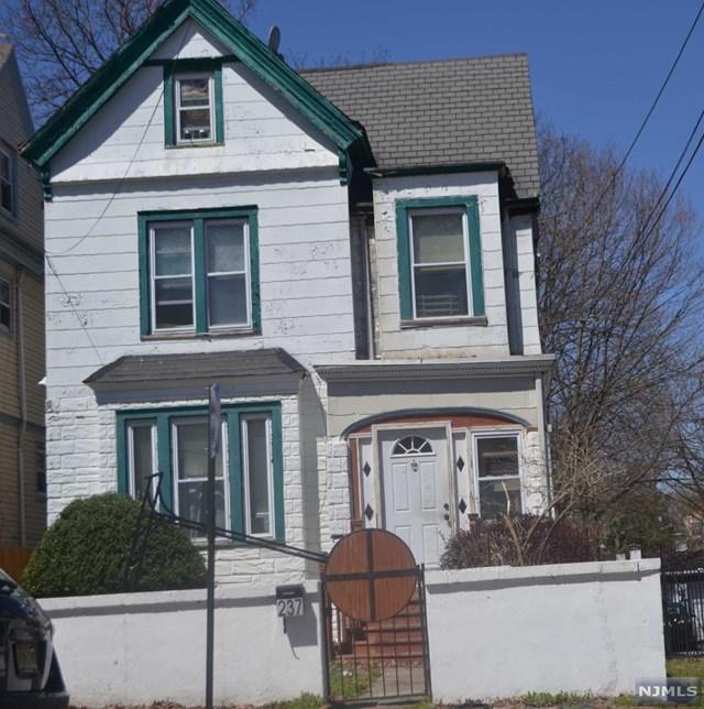 237 Cleveland Street, Orange, NJ 07050