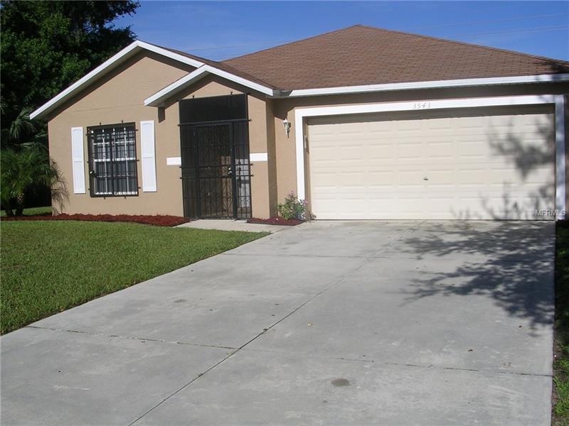 3543 SHAWN STREET PORT CHARLOTTE, Florida