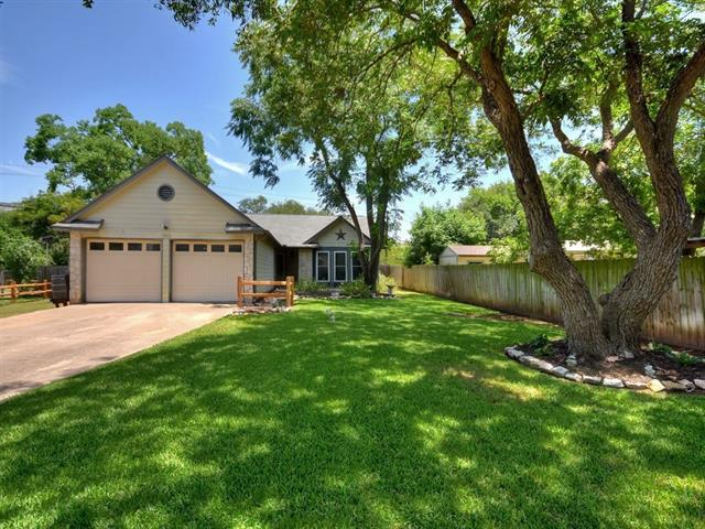 Incredible opportunity in NW Austin's Milwood! Upgraded, move-in ready on .28 acre lot in cul-de-dac street! Approx. 5 minute commute to Apple, Domain & more. Kitchen, master bath & 2nd bath all updated or remodeled with hard flooring throughout- no carpet! Spacious backyard with beautiful deck! Award-winning schools! Close to park, trails, library, Adelphi Comm. Garden. restaurants, coffee shops and corner store! Backs to Parmer, but due to the elevated roadway, it does not back to road level traffic!