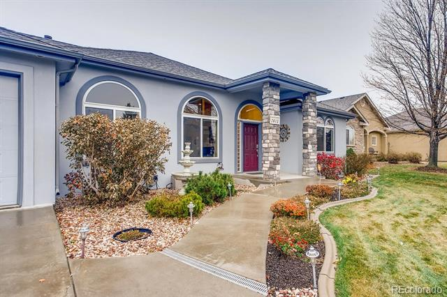 Immaculate West Greeley home. Great floor plan, vaulted ceilings. 4 bedrooms, 3 baths, main floor laundry. Bright, light, spacious living room w/gas fireplace. Master suite, walk-in closet. Main level beautiful hardwoods and carpet. SS appliances, separate dining room. Huge basement with family room, bedroom, 3/4 bath, mud-room, and lots of storage space. Basement walk-out to patio covered by deck, great for entertaining or relaxing! New roof 2017, 3-year old water heater. More photos soon!