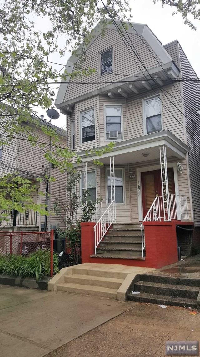 167 Winfield Avenue, Jersey City, NJ 07305