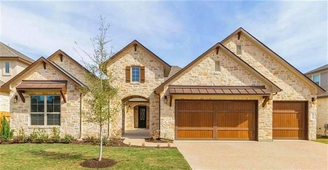 Rare one story CalAtlantic Bridgeport floorplan with interior courtyard. Home is situated on a rare premium lot that backs to the pond and greenbelt. One story 4 bedrooms/ 3.5 bath home with interior courtyard and covered back porch.  Home has been virtually staged in photos.