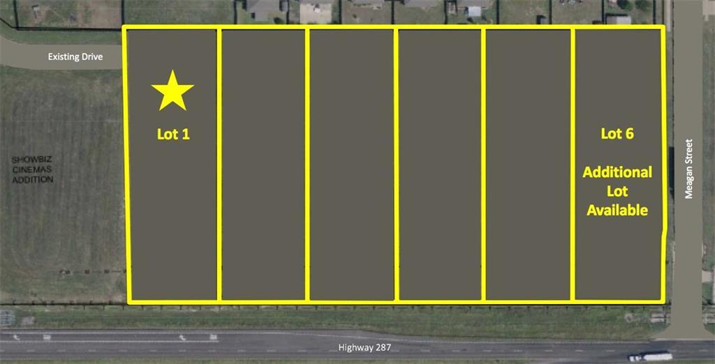 Lot 1 Hwy 287, Waxahachie, TX 75165