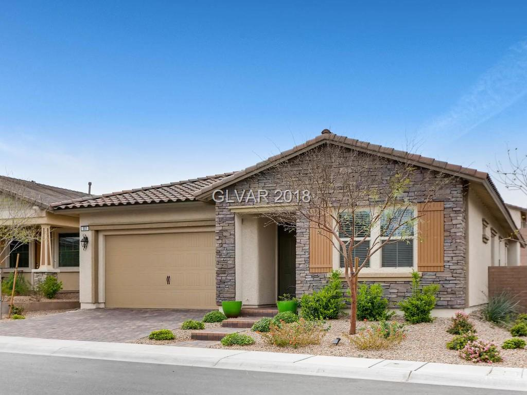 501 HERITAGE BRIDGE Avenue, Henderson, NV 89011