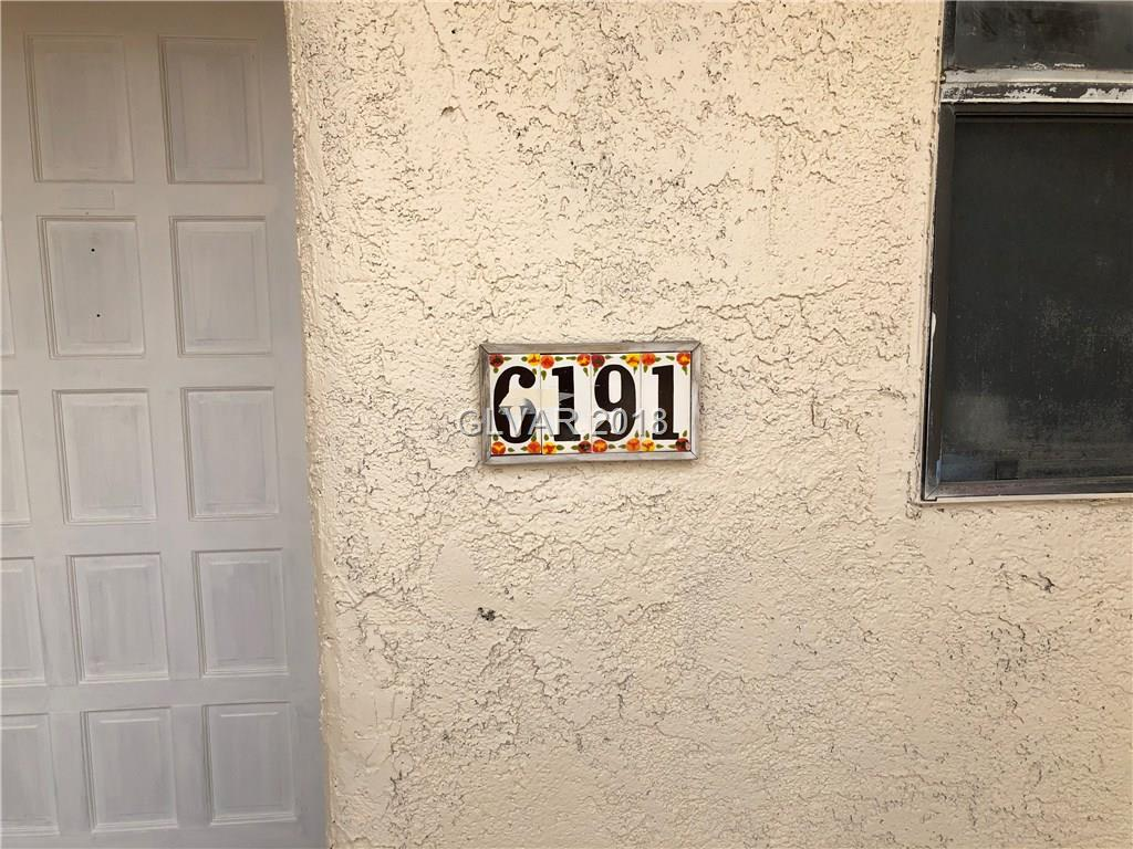 6191 BULLION Boulevard, Las Vegas, NV 89103