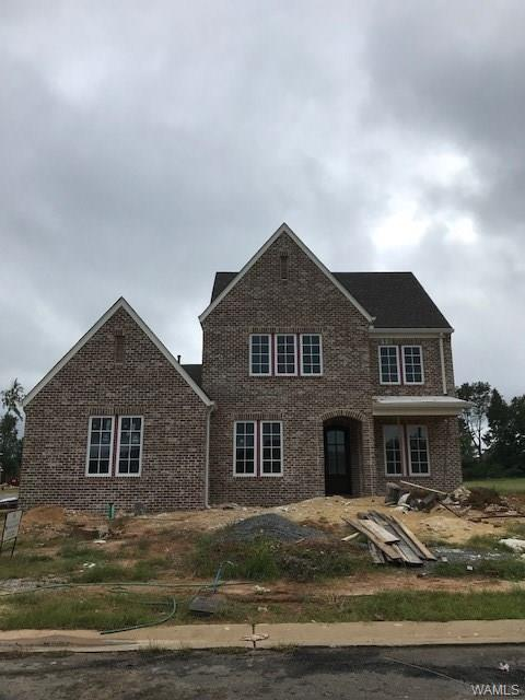 New construction in sought-after North of the River community of Highgrove.  Home is great for a growing family with 5 bedrooms, 3 full baths and a bonus room, plus a two-car garage and a separate bay perfect for a golf cart or extra storage.  Enjoy your neighbors at the pavilion or privacy in your own fenced back yard that includes an outdoor fireplace.  Lots of other amenities too -- including a nickel-gap ceiling in the kitchen and built-ins under the stairs.  Live the life you love!