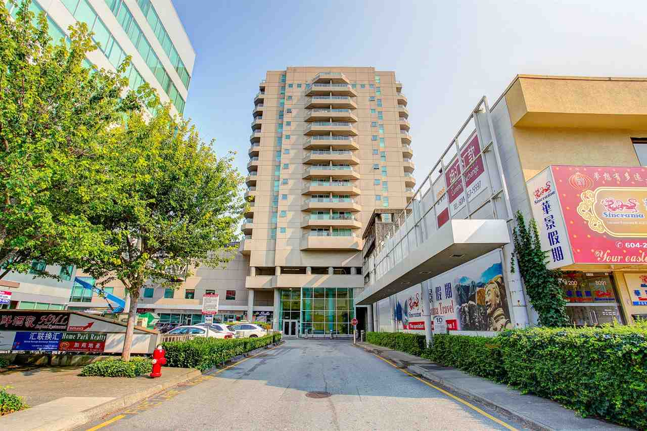 8081 WESTMINSTER HIGHWAY 1004, Richmond, BC V6X 1A7