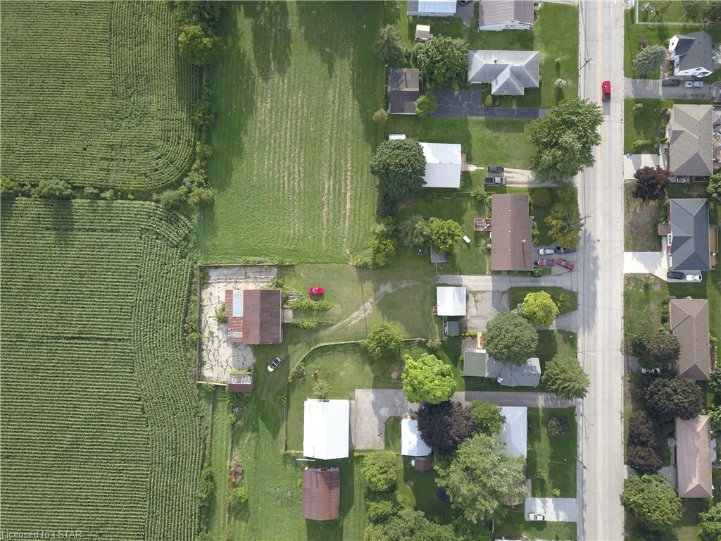 Rare opportunity to purchase and invest in approx 39.9 acres of workable land (currently being used for cash crop)on the south edge of Aylmer (off Elk St) with 2+1 bedroom, 3 bath ranch with double car garage, plus detached shop and older barn. Call listing brokerage for more details.