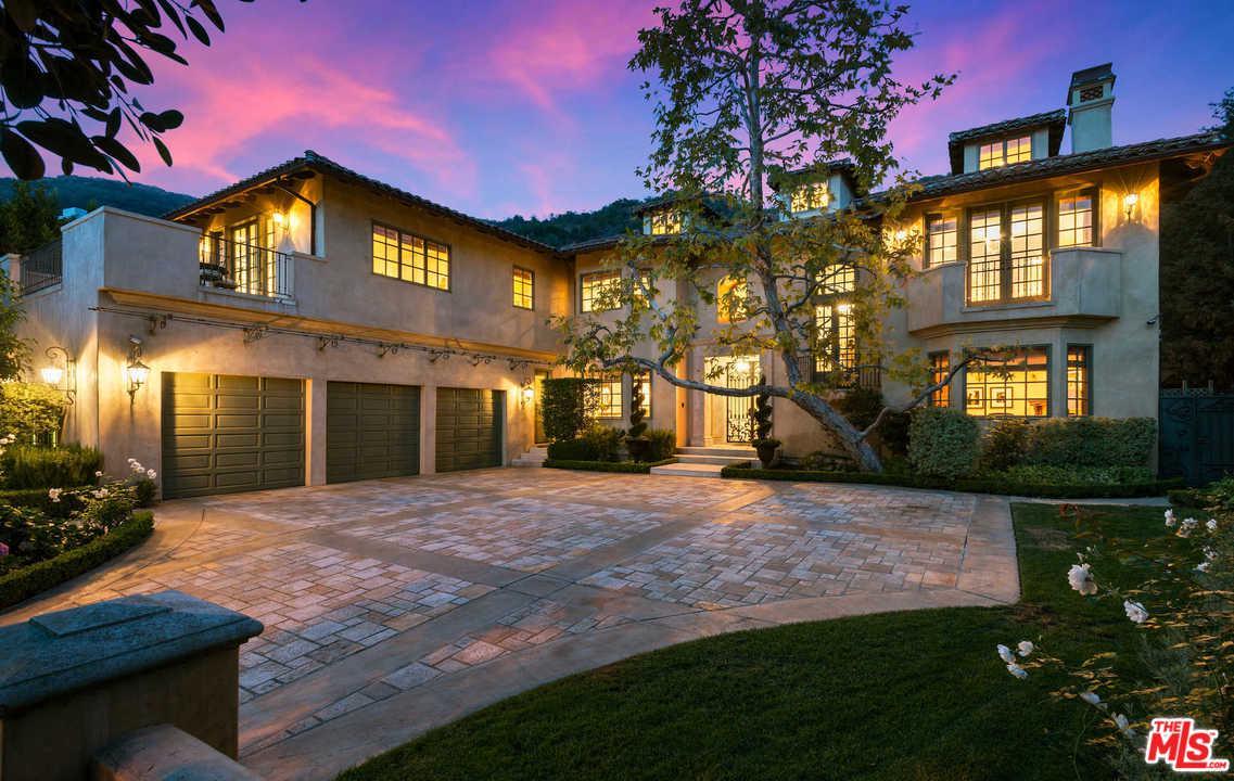 1466 BIENVENEDA Avenue, Pacific Palisades, CA 90272