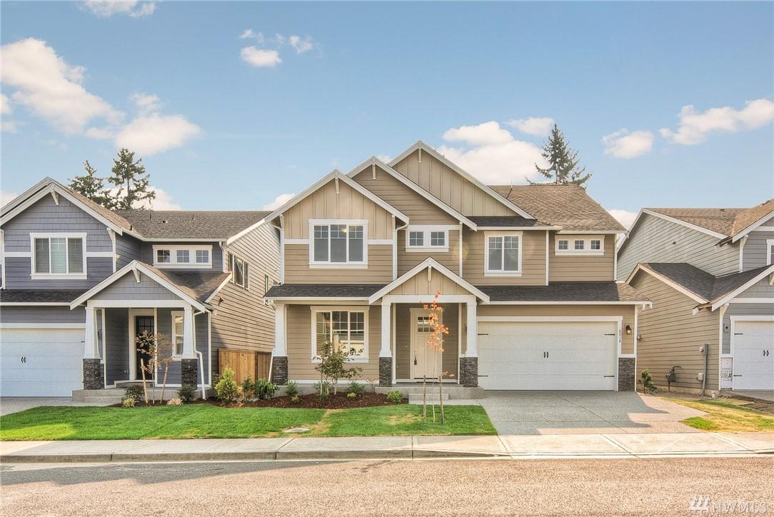 20515 83rd (Lot 4) St E, Bonney Lake, WA 98391