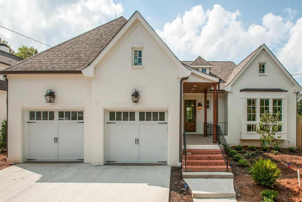 New Construction in the coveted Belle Meade Highlands for under $840k! Efficient open floor plan, master down, white gourmet kitchen, wet bar, storage galore,loads of windows & natural light, expansion space up, beautiful hardwoods, lovely landscaping, irrigation, fenced, walk/bike to dining/shops & P W Park, additional parking.