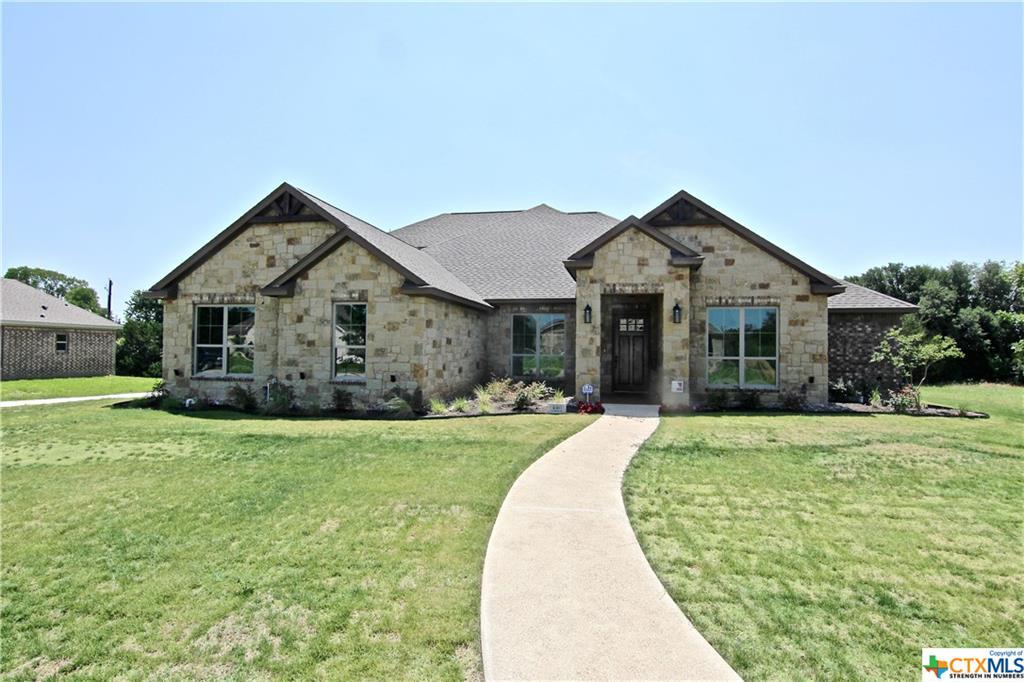 446 Creekside Drive, Belton, TX 76513