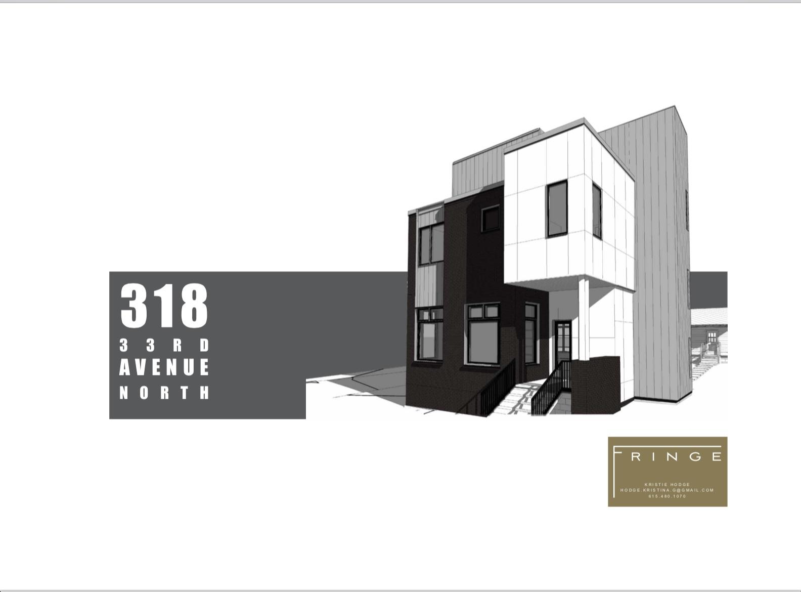 Rare Detached LUXE Contemporary NEW Construction. Modern Design & High End Finishes in an Open Layout. Media Room & 2 Rooftop Decks w/Sweeping Skyline Views of Downtown. Detached 2-Car Garage. An Entertainer's dream in a unique neighborhood known for its modern architecture & easy access to Downtown Nashville, Vanderbilt, Restaurants & Shopping.