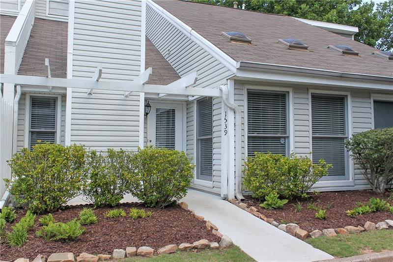 1539 Planters Ridge Lane, Alpharetta, GA 30004