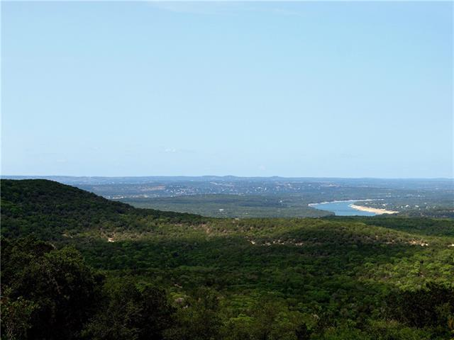 Both highway frontage and Lake Travis deep water frontage.  Waterfront extends from Cow Creek to the Tessera development along one of the deepest parts of Lake Travis. South 358 acre portion located directly across from Pace Bend Park. Northern 1900 acres is surrounded by the Balcones Canyonlands National Wildlife Refuge and  abuts Rusty Allen Airport on the southeast. Ripe for development of a resort community or for homes plus commercial frontage.Owner will subdivide. Owner financing available.