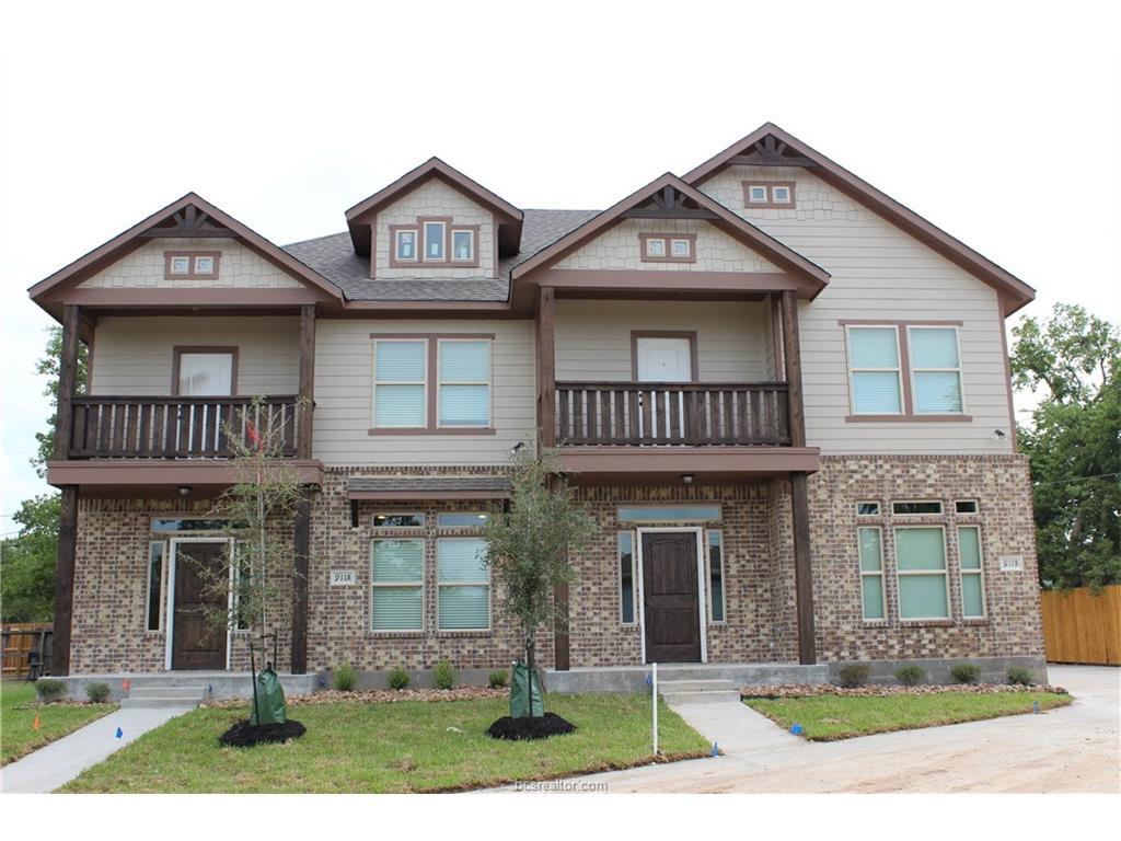 912 Montclair Avenue A, College Station, TX 77840