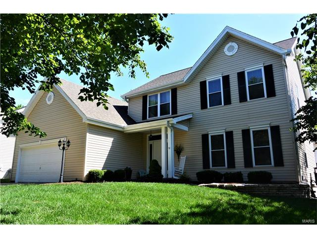 862 Wellesley Place Drive, Chesterfield, MO 63017
