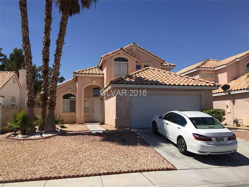 7411 WINTERPINE Avenue, Las Vegas, NV 89147
