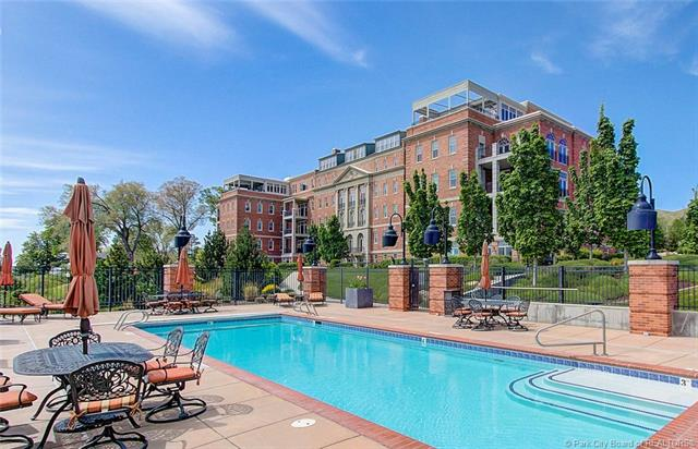 Conveniently located in the prestigious Upper Avenues, just minutes above downtown SLC, the Meridien is set in 3.2 peaceful acres of beautifully landscaped and private grounds, enjoying spectacular 180 degree views of the Wasatch and Oquirrh Mountains, the valley, and downtown. This spacious condo is finished with walnut and limestone floors, and has a gourmet kitchen with Wolf, Sub Zero, and Asko appliances. With plenty of natural light, this garden-level unit also has an East and South facing private yard and patios from which to enjoy outdoor living. This is the only unit with this floor plan, and includes 3 parking spaces.