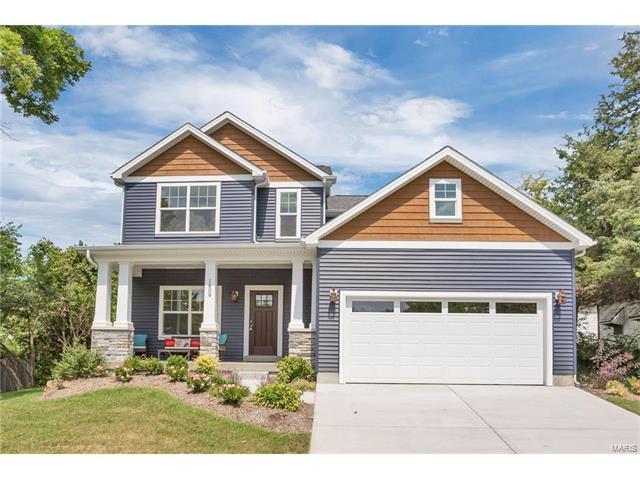 1809 Thursby Avenue, Kirkwood, MO 63122