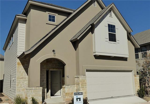 NEW CONSTRUCTION - NW AUSTIN HIGH TECH CORRIDOR IN GATED LOCK AND LEAVE COMMUNITY! Near Domain, Apple, Dell, Light rail, and everything Austin! Open 3 bed 2.5 bath 2362 sq ft plan has a TON of upgrades. LOADED finish out with quartz countertops, stainless appliances, gourmet kitchen open to family room, master down, two car garage, spray-foam insulation, cat-6 in all rooms for tele-commuters and more!  CofA, RRISD, LOW TAXES, easy access to 183 / 45 / 620. Ask about our preferred lender incentives!