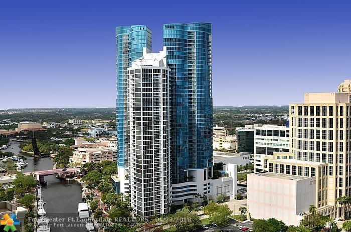 EXCELLENT FURNISHED '04 COLUMBUS ON THE RIVER SIDE OF LAS OLAS RIVER HOUSE,FT L'S LANDMARK TOWER. LOCATED ON THE NEW RIVER&LAS OLAS.PRIVATE ELEVATORS TAKE YOU TO YOUR OWN FOYER.CONDO FEATURES NEUTRAL COLORS & WOOD FLOORS. 2 BEDROOMS WITH DEN AND 3 FULL BATHS.FLOOR TO CEILING GLASS,GOURMET KITCHEN,2 BALCONIES WITH GREAT SOUTHERN EXPOSURE!BUILDING FEATURES GRAND LOBBY WITH KOI PONDS,24 HR VALET,CONCIERGE,WORLD CLASS FITNESS CENTER,LARGE TROPICAL POOL DECK, & 5 STAR LIFESTYLE.FAMOUS LAS OLAS BLVD LIFESTYLE!!