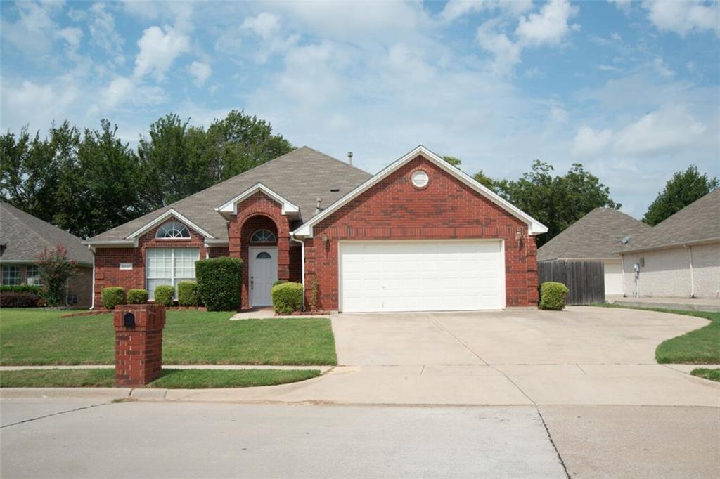 6937 Herman Jared Drive, North Richland Hills, TX 76182