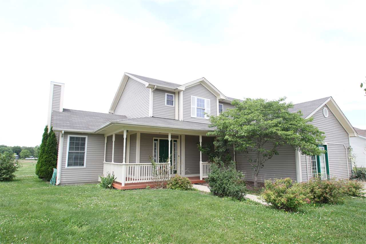 1206 Whipporwill Dr., Seymour, IN 47274