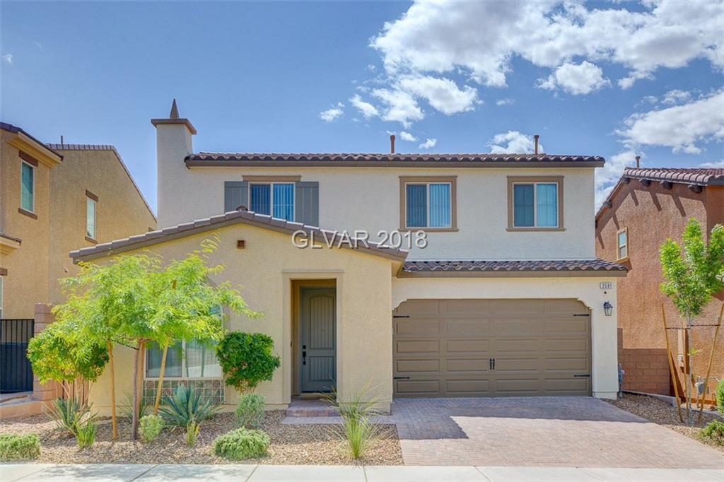 2581 SABLE RIDGE Street, Henderson, NV 89044