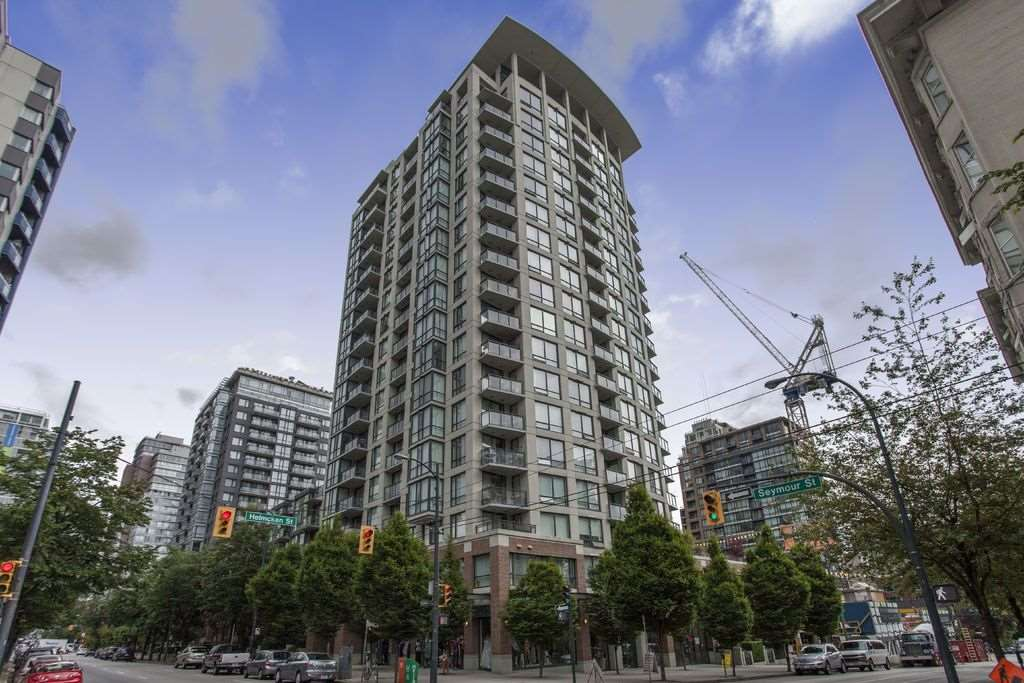 1082 SEYMOUR STREET 1501, Vancouver, BC V6B 1X9