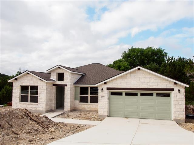 Verdant Homes Sabine Plan has only been offered 3 times in the Lago area.  Own a rare floorplan and a custom finished property close to Lake Travis.