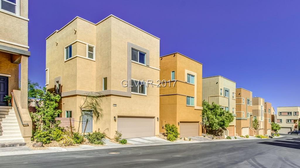 MODERN 3 STORY HOME ~ ROOF TOP DECK HAS AMAZING VIEWS ~ BEAUTIFUL UPGRADED KITCHEN W/ GRANITE COUNTERTOPS, STAINLESS STEEL APPLIANCES AND CUSTOM CABINETS ~ CELING FANS THROUGH OUT ~ BACK YARD HAS SYNTHENTIC GRASS ~ YOU WILL WANT TO CALL THIS HOME ~