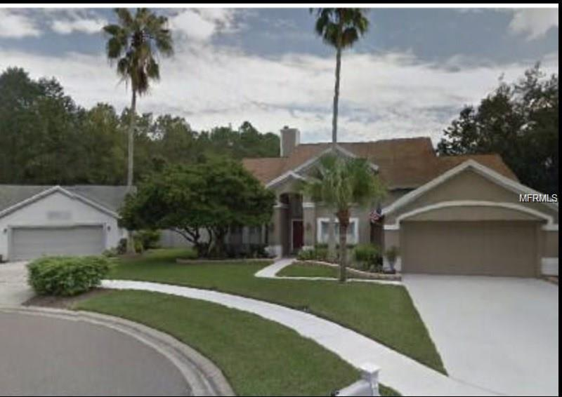 Gorgeous 4 bed 2.5 bath property located in the quiet Tampa Palms community. This property is a great investment opportunity! Home has water damage.