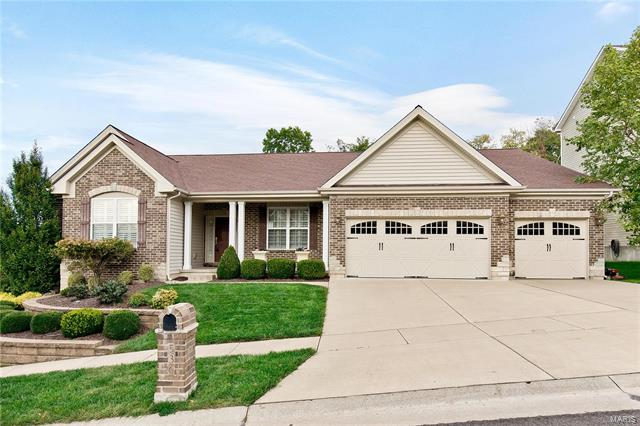 536 Woodcliff Heights Drive, Wildwood, MO 63011