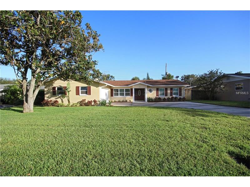Whether you're a first time home buyer or looking for more space, look no further! Your new home is located in a well maintained established community with NO HOA.  Fully UPDATED **POOL HOME** Near DOWNTOWN! List of recent updates includes: NEW FLOORING, NEW SLIDING DOOR, NEW PAINT IN DINING ROOM, FULLY UPDATED BATHROOMS, TUB REFINISHED, NEWLY RESURFACED POOL, RETILED AND DECK REDONE.  The extended screened lanai overlooking your private pool will quickly become your favorite place to sip your morning coffee or cookout with friends in the fully fenced yard.  The open great room plan unifies the large living spaces so that you can interact with family or guests easily.  The masterpiece kitchen has tons of cabinet space and has been updated with granite countertops and recent appliances. Wait until you see the storage opportunities in this home. Don't miss the 2 CAR GARAGE along with the storage room! Just minutes to downtown, 408, shopping, attractions, Valencia & UCF, Orlando Int. and executive airports.