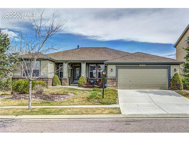 """This is a \""""must see\"""" home! Gorgeous light, bright open floor plan. 4 bedrooms, 3 baths, a study, beautiful hardwood floors, and tiled master bath. This open floorplan is great for entertaining and ready for a new buyer. Newer exterior paint, roof, & water heater. Walk out lower level opens to a breathtaking, professionally landscaped back yard, ready for entertaining on warm summer nights! This home is immaculate and shows like a model. You would be proud to call this your home!"""